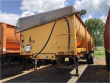 AUCTION ITEM - 1975 RAVENS 30 FT END DUMP TRAILER
