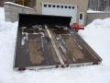 US CARGO TILT SNOWMOBILE TRAILER