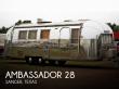 1965 AIRSTREAM AMBASSADOR