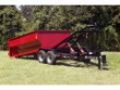 U DUMP ROLL OFF BUMPER PULL TRAILER