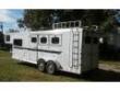 SUNDOWNER SUNLITE 727 3 HORSE TRAILER WITH LIVING QUARTERS