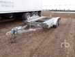 2014 DEMCO AT6000P 12 FT X 80 IN. T/A 1 CAR OPEN