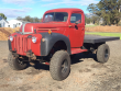 1946 FORD F-450
