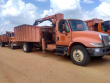 2005 INTERNATIONAL S SERIES DUMP TRUCK