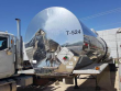 1998 POLAR 307/407 NON CODE TANK TRAILER, SPRING SUSPENSION, TANDEM REAR AXLES, STAINLESS STEEL
