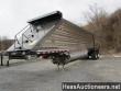 2013 TRAVIS 39' BELLY DUMP TRAILER