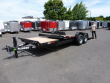 2018 SUMMIT TRAILER 7 X 20 14K TILTBED W/REMOVABLE FENDERS