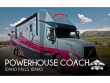 "2015 POWERHOUSE VED16 COACH ""ULTRA PLATINUM QUADSLIDE"