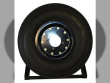GOODYEAR 24X7.7X10, 12 OR 16 PLY, NEW 4H ASSEMBLY