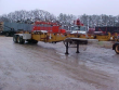 1994 CLEMENT 48 FT SPREAD AXLE ROLL OFF TRAILER