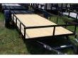 2020 CARRY-ON CARRY-ON 5X14 LANDSCAPING TRAILER UTILITY TRAILER STOCK# 40675