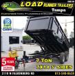 2019 LOAD RUNNER DUMP TRAILER D83-14T7-36S