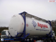 2014 MAGYAR TANK CONTAINER IMO 4 / 31 M3 / 20 FT / 3 COMP