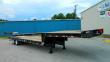 PITTS LB25-33 DROP DECK AG EQUIPMENT TRANSPORT TRAILER