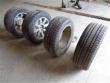GOODYEAR / BRIDGESTONE GMC DENALI 275/55R20 TIRES W / FACTORY RIMS