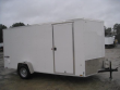 2019 LOOK TRAILERS ELEMENT 6 X 14 VNOSE CARGO TRAILER