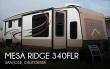 2017 HIGHLAND RIDGE RV MESA RIDGE 340FLR