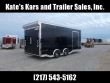 THIS TRAILER IS BADA$$ PACE 8.5X20' SHADOW GT RACE TRAILER ENCLOSED CARGO CAR TRAILER