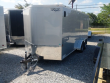 2021 CONTINENTAL CARGO NS716TA2, 7X16 FT. ENCLOSED TRAILER, TANDEM AXLE, 7K RATED