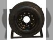 GOODYEAR 22X6.6X10 18 PLY, NEW 2PC 5H ASSEMBLY, F