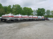 2012 DRAGON 130 BBL STEEL VACUUM TRAILER - HEAVY DUTY AND SUPER TANKER TRAILER