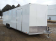 2018 PACE AMERICAN ALL ALUMINUM ENCLOSED CAR TRAILER
