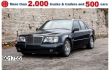 1995 MERCEDES-BENZ 500