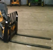 2020 TOMAHAWK PALLET FORK LOADER AND SKID STEER ATTACHMENT