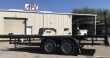 2020 TOP HAT TRAILERS 83X16 T/A EA UTILITY TRAILER