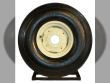 GOODYEAR 11.0-16, 16 PLY, NEW 6H ASSEMBLY