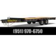 2020 BIG TEX TRAILERS 14OA-22 EQUIPMENT TRAILER STOCK# 27942