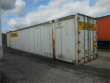 2002 WABASH NATIONAL DURAPLATE- HIGH CUBE DRY FREIGHT DOMESTIC- CONTAINER