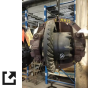 DANA-IHC RA15R488 DIFFERENTIAL ASSEMBLY REAR REAR