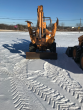 1999 CASE 460 TRENCHER-RUBBER TIRES