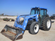 2002 NEW HOLLAND TN75