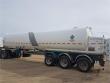 2005 CVA N2 INDUSTRIAL GAS TANK TRAILER