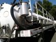 2012 TROXELL NON-CODE (130 BARREL / 5460 GALLON) VACUUM TRAILER W/ VACUUM PUMP