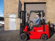 2003 UNICARRIERS CPJ02A25