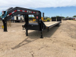 2020 PJ TRAILERS 40 FT. FLAT WITH DUALS (LD)