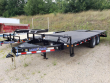 """LOAD TRAIL 102"""" X 20' DECKOVER TRAILER WITH TORSION AXLES"""