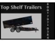 LIFTING CAPABILITY IS 14,000 TEXAS PRIDE DUMP TRAILER