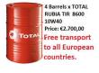 2017 TOTAL RUBIA TIR 8600 10W-40