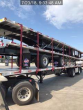 UTILITY 53X102 FLATBED TRAILER - AIR RIDE, SPREAD AXLE