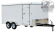 2020 CARRY-ON 7X12CG ENCLOSED CARGO TRAILER