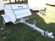 2014 MISSION ALUMINUM LUGGAGE TRAILER