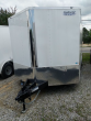 2021 CONTINENTAL CARGO NS8518TA3, 8.5X18 FT. ENCLOSED TRAILER, TANDEM AXLE, 9.8K RATED