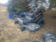 2018 SPARTAN SRT-XD ZERO TURN MOWER