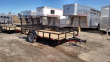 2020 QUALITY TRAILERS 612PRO UTILITY TRAILER