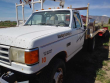 1990 FORD FLAT-BED SD