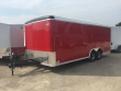 2020 US CARGO ENCLOSED CAR TRAILER 9990# RED 8.5 X 20